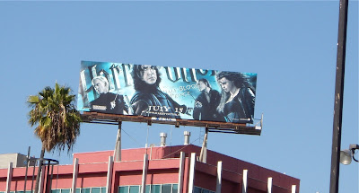 Harry Potter and The Half-Blood Prince villains billboard