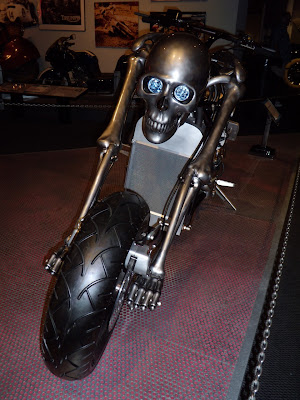 2006 Skeleton Bike front view