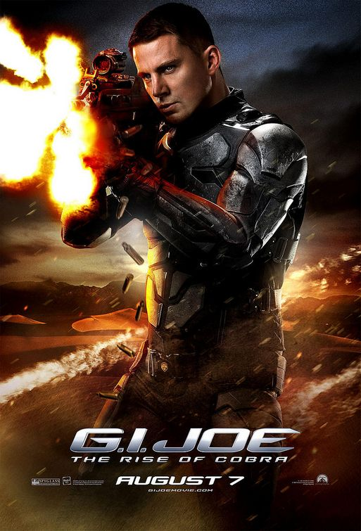 GI Joe Duke movie poster