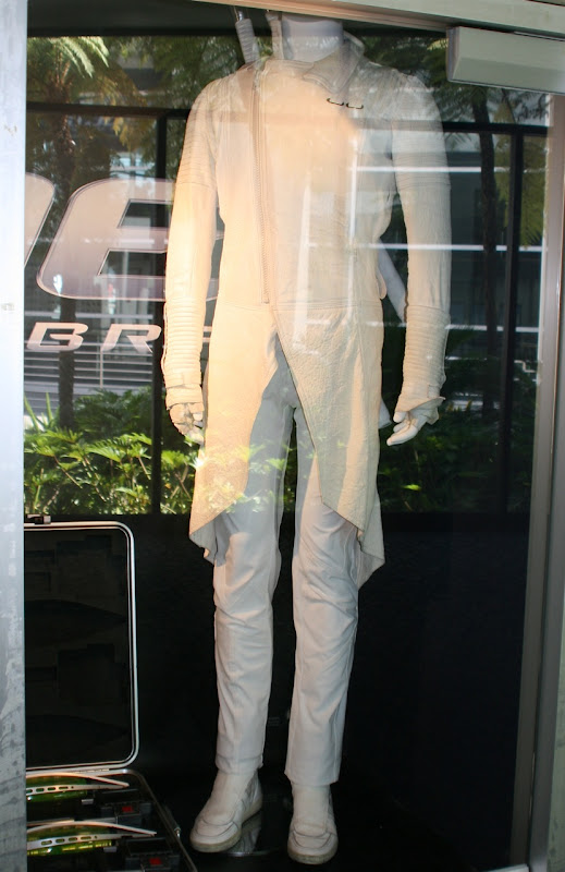 Storm Shadow costume from GI Joe movie