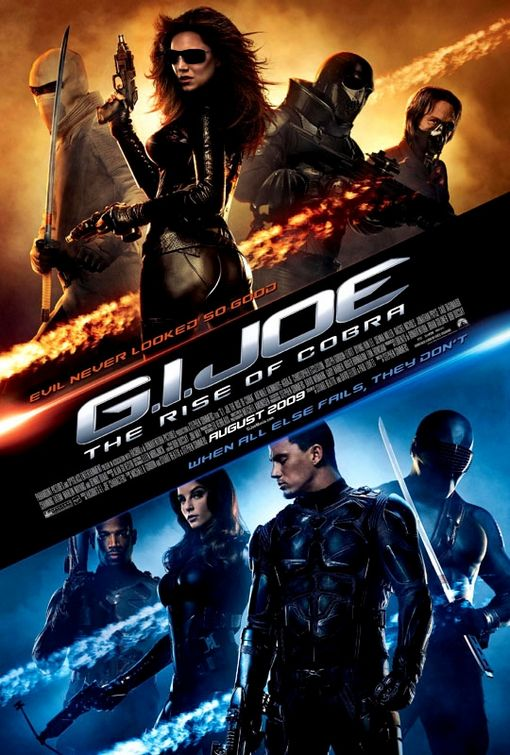 GI Joe movie poster