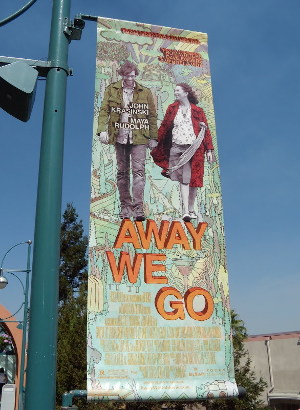 Away We Go movie banner