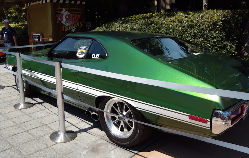Fast and Furious 1972 Ford Torino movie car