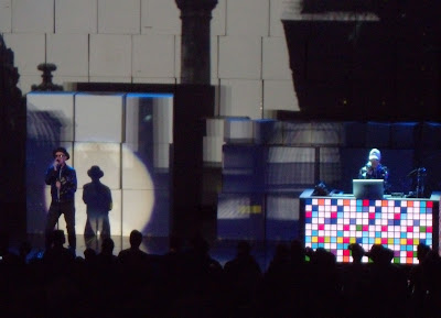 Pet Shop Boys LA concert Sep 09