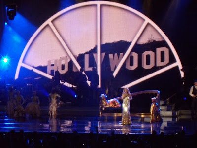 Kylie Minogue Hollywood Bowl glamour