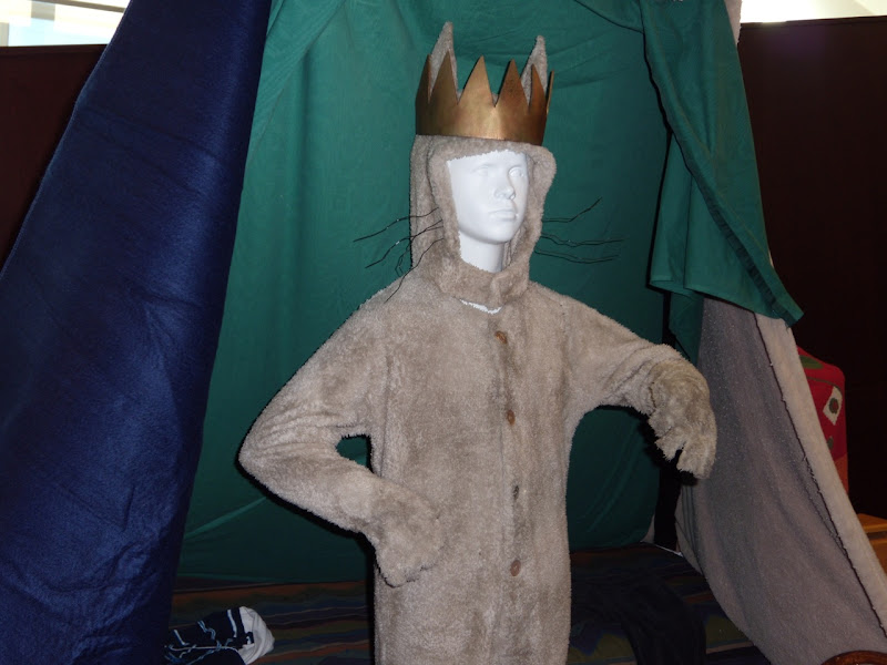 Original Max costume Where The Wild Things Are movie