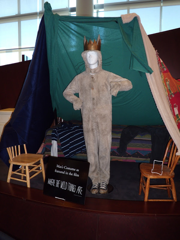 Where The Wild Things Are Max movie costume