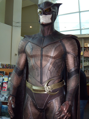 Actual Nite Owl II Watchmen costume