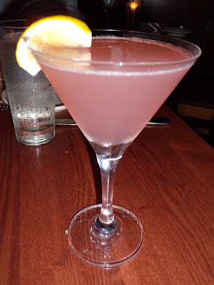 My favourite cocktail, a Cosmopolitan