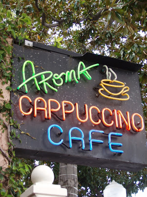 Aroma Cafe on Tujunga Avenue