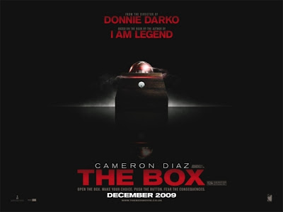 The Box teaser movie poster
