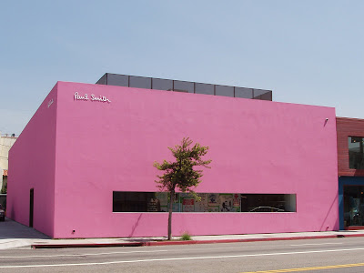 Paul Smith store on Ventura Blvd