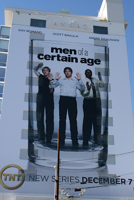 Men of a Certain Age TV billboard