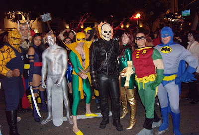 West Hollywood Halloween Carnaval heroes 09