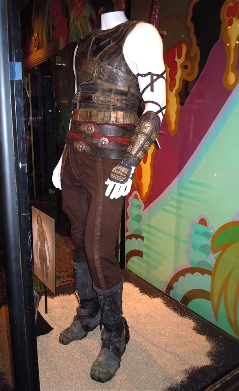 Dastan Prince of Persia film costume