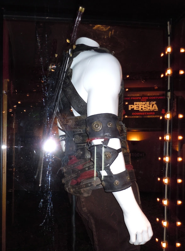 Prince of Persia Dastan costume back