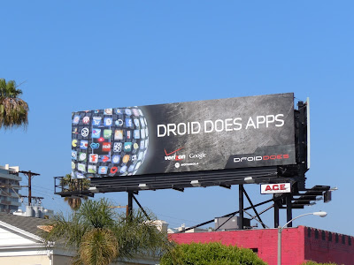 Driod does apps billboard