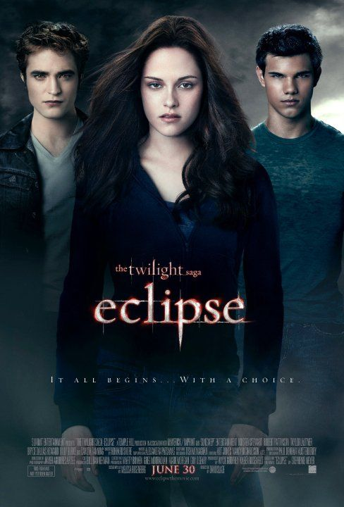 Twilight Eclipse film poster