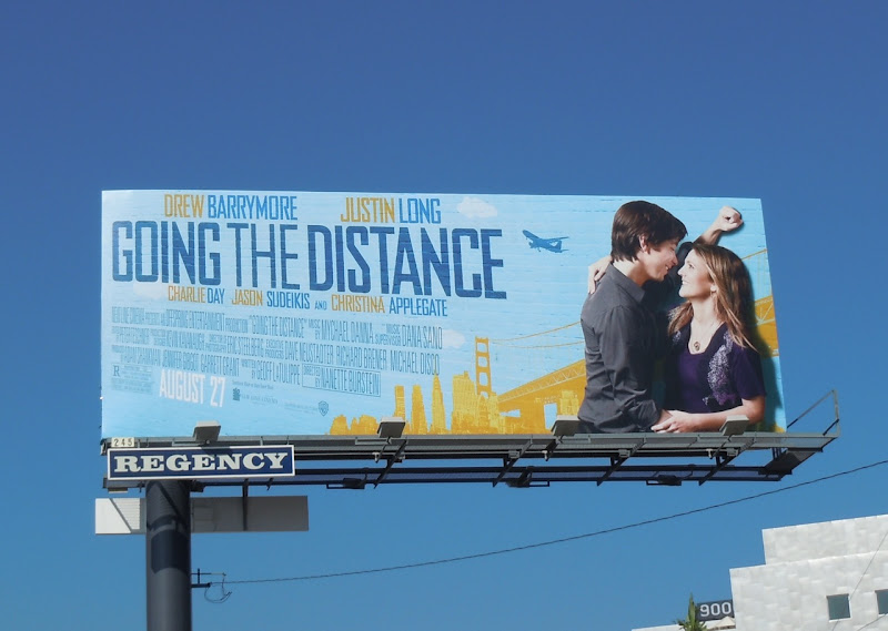 Going the Distance billboard