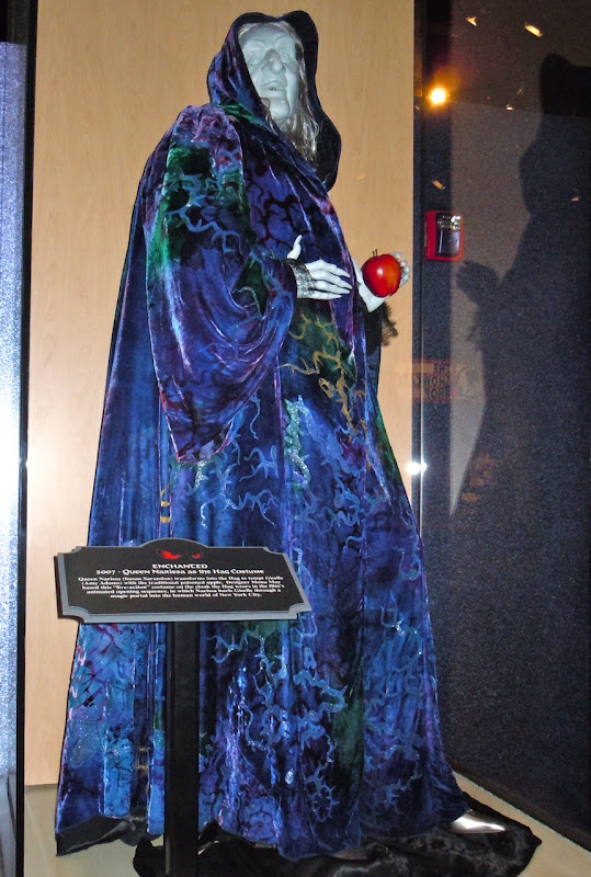 Susan Sarandon's Enchanted Hag film costume