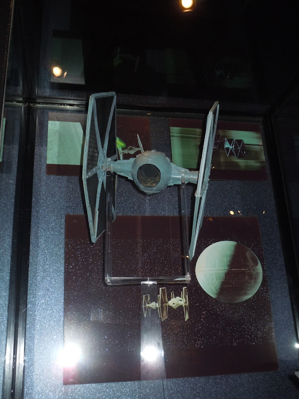 TIE Fighter model Star Wars