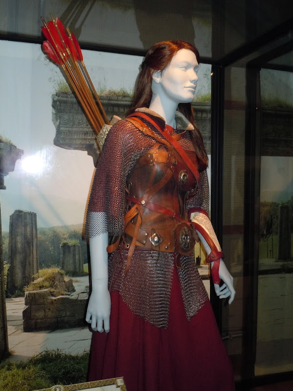 Susan Pevensie Narnia movie costume