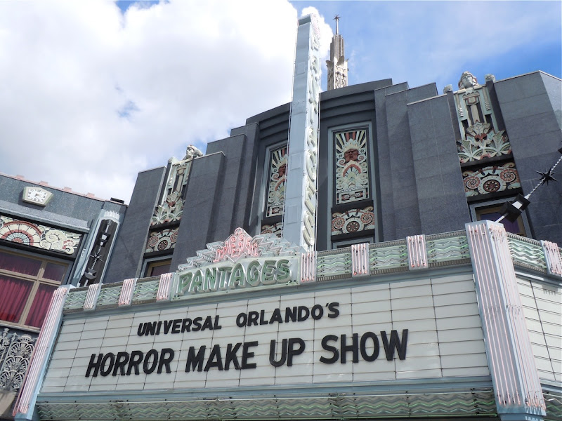 Universal Studio's Horror Make-Up Show