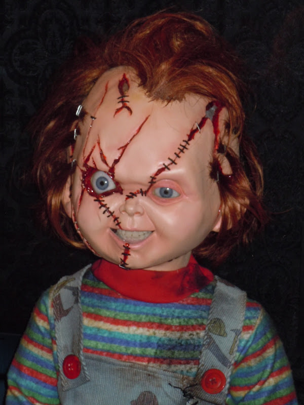 Child's Play Chucky movie doll
