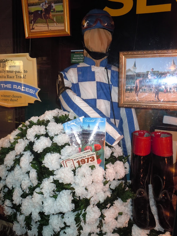 Secretariat jockey movie costume