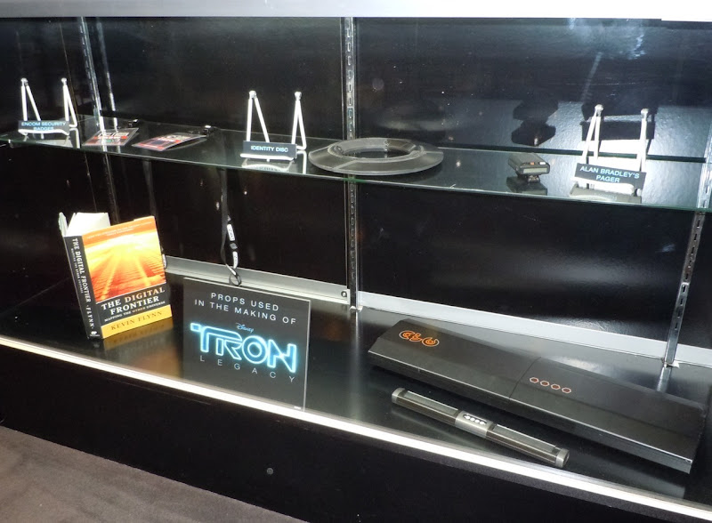 Original Tron Legacy movie props