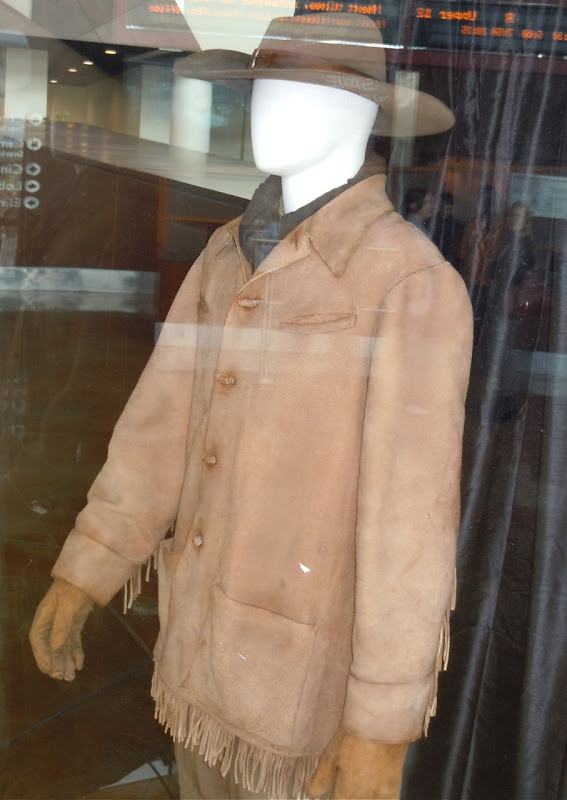 True Grit La Beouf movie costume