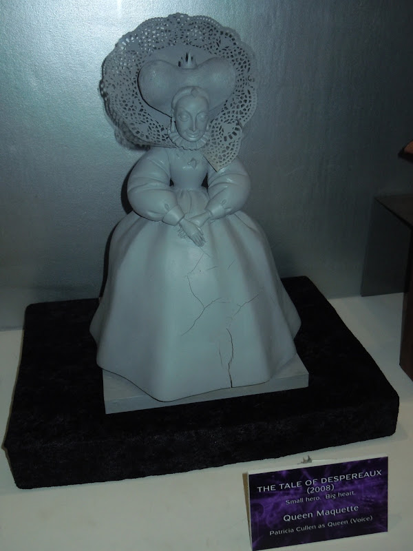 Despereaux Queen Maquette