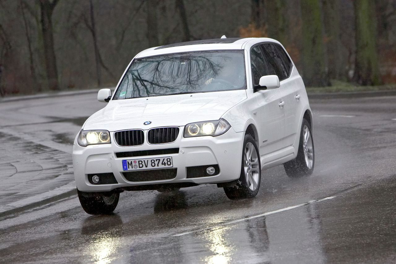 latest car photos 2009 bmw x3 xdrive 18d. Black Bedroom Furniture Sets. Home Design Ideas