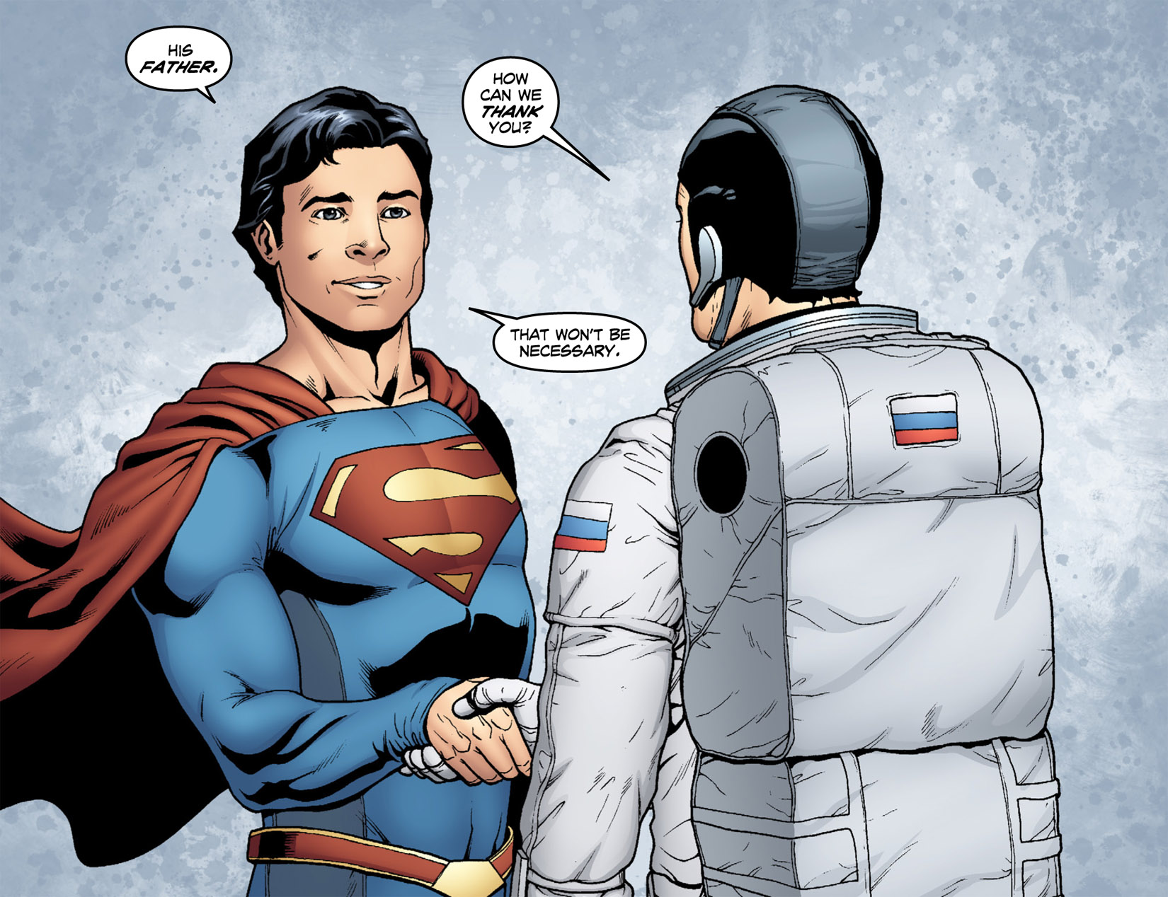 Read online Smallville: Season 11 comic -  Issue #1 - 20