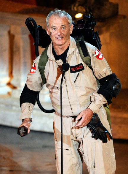 Bill Murray Ghostbusters 3