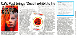 Newday Article <br> Appeared in the October 30, 2010 Issue