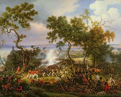 Resultado de imagen de batalla de chiclana