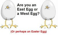 Difference Between East Egg and West Egg
