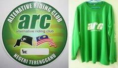 Alternatif Riding Club Kawasan Kemaman