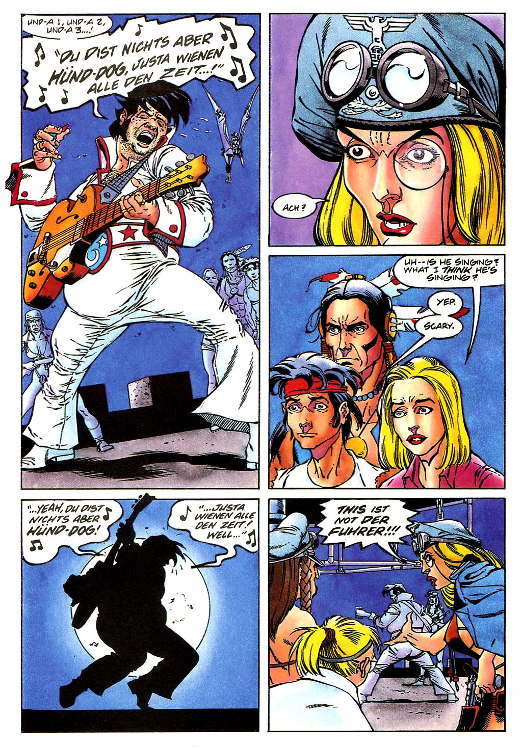 Read online Turok, Dinosaur Hunter (1993) comic -  Issue #38 - 18