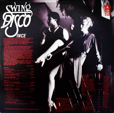 Recordo Obscura The Soundtrack Of Nobody S Life Swing Disco