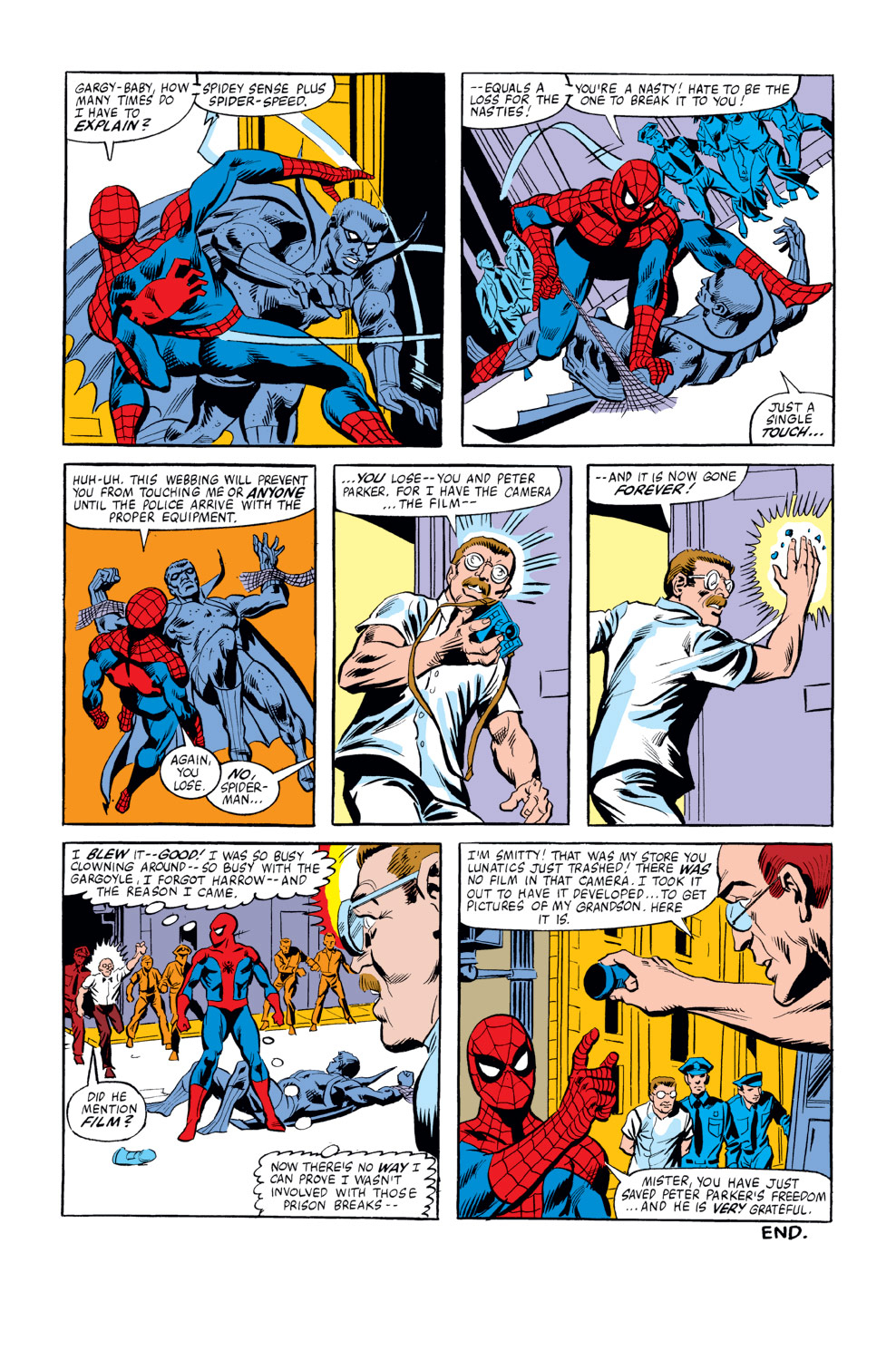 The Amazing Spider-Man (1963) 219 Page 22