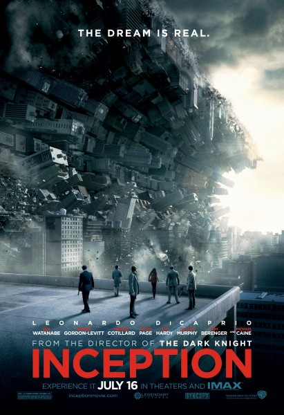 Movie Review : Inception *****