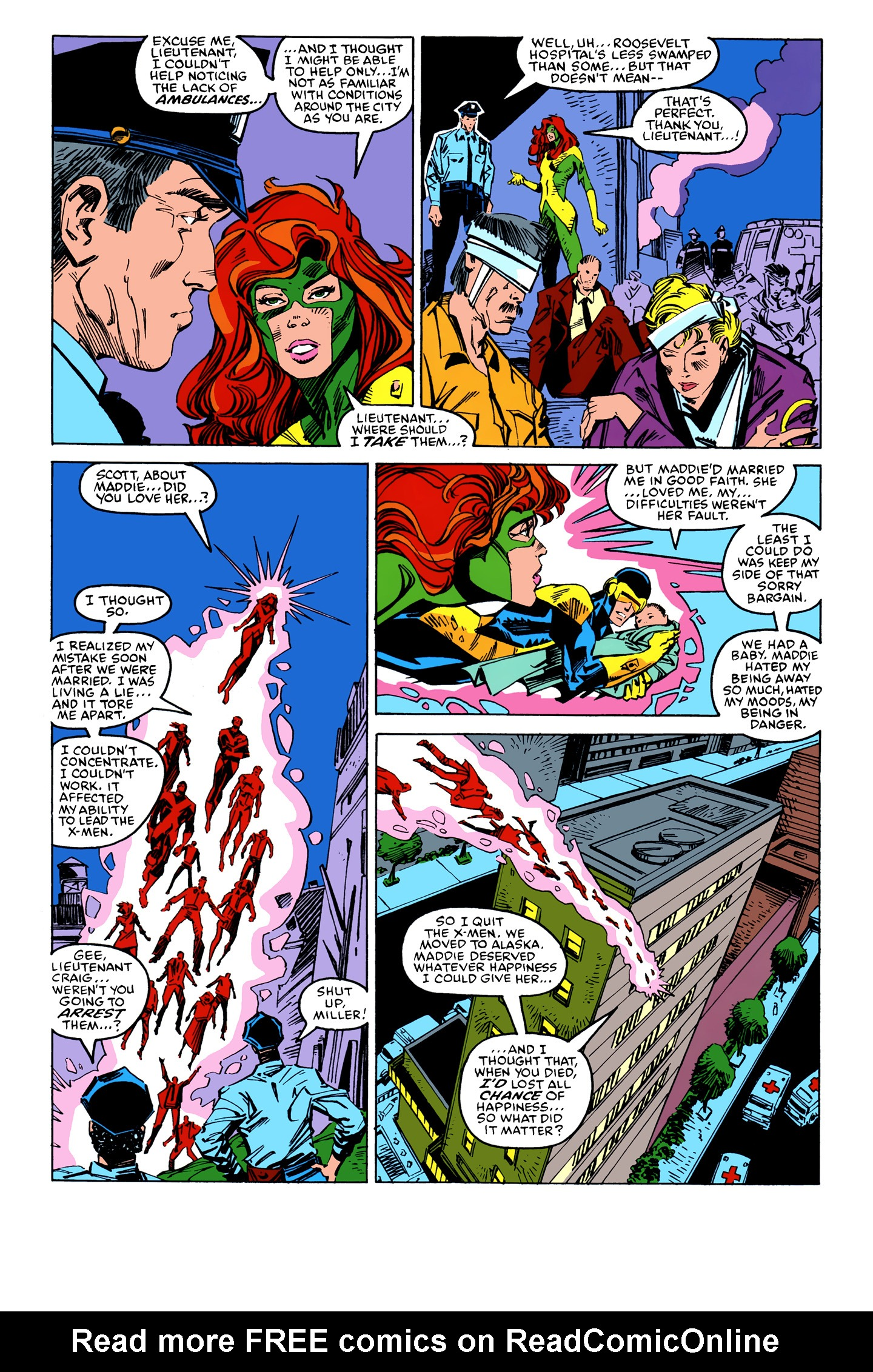 Read online X-Factor (1986) comic -  Issue #26 - 12