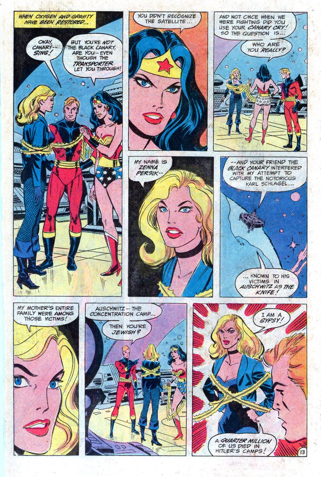 Read online Wonder Woman (1942) comic -  Issue #308 - 18