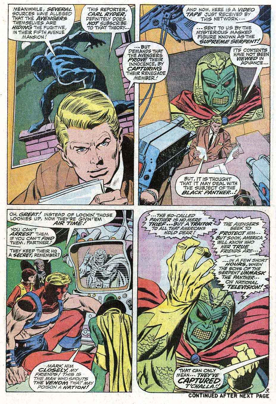 The Avengers (1963) 74 Page 4