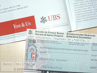 Photo When The Swiss Bank Corp And Union Of Switzerland Merged In 1998 Management Decided To Keep Ubs Name But Retained
