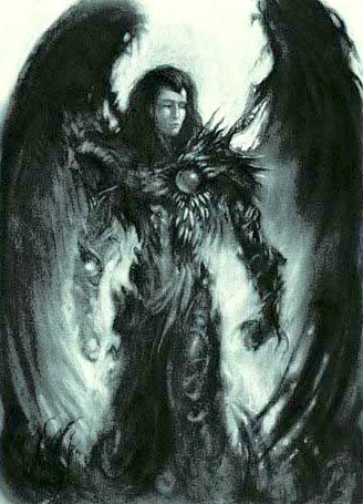 More Things Than Are Dreamt Of: HOT ANGELS: Dark Angels ...
