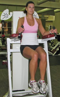 Captains Chair Exercise 2 Garden Swing John Lewis Rui Rang Project Captain S Leg Raise The Is Second Most Effective Move For Rectus Abdominis As Well Obliques You Can Do A Variety Of Exercises On