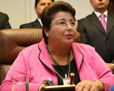 Beatriz Merino Defensora del Pueblo